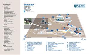 Graphic - MSVU campus map